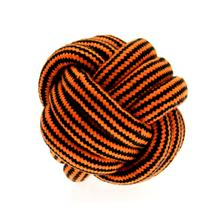 Ruff Rope Halloween Knot Ball Dog Toy