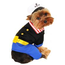 Sailorman Halloween Dog Costume