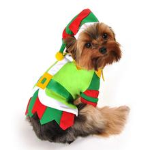 Santa's Lil' Helper Dog Costume by Anit