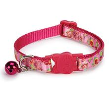 Savvy Tabby Spring Garden Cat Collar