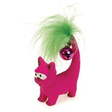 Savvy Tabby Tickle Kitties Cat Toy - Pink