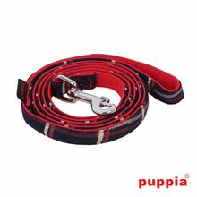 Scholastic Dog Leash by Puppia - Navy