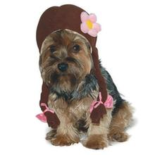 School Girl Dog Hat by Dogo