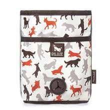 Scout and About Deluxe Training Dog Treat Pouch - Vanilla