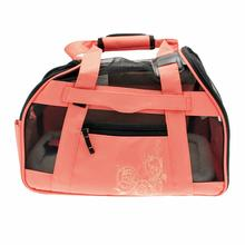 Signature Comfort Pet Carrier - Coral