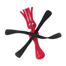 SillyPulls Dog Toys - Red