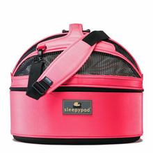 Sleepypod Mobile Pet Carrier Bed - Blossom Pink