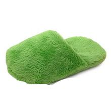 Slipper Dog Toy - Green