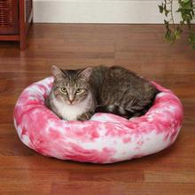 Slumber Pet Cozy Kitty Tie Dye Cat Bed
