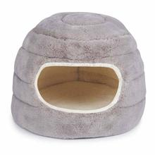 Slumber Pet Cuddler Dog Bed - Gray