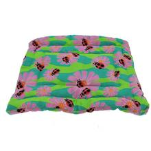 Slumber Pet Flutter Bugs Canvas Dog Crate Mat - Lady Bug