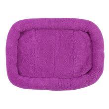 Slumber Pet Sherpa Crate Bed - Lavender