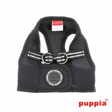 Smart Soft Dog Harness Vest by Puppia - Black