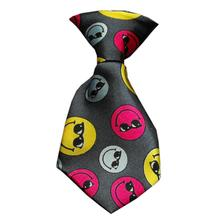 Smiley's Dog Neck Tie