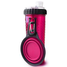 Snack-Duo with Companion Cup  - Pink