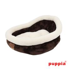 Snooze Dog Bed by Puppia - Brown