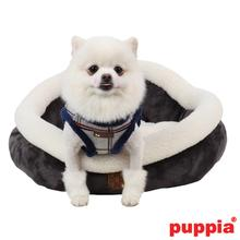 Snooze Dog Bed by Puppia - Gray
