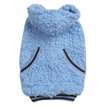 Snowbaby Dog Hoodie - Blue