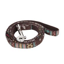 Snowball Dog Leash by Puppia - Brown