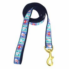 Snowman Dog Leash by Up Country