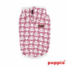 Sparrow Sleeveless Dog Hoodie by Puppia - Wine