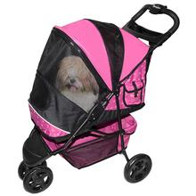 Special Edition Pet Stroller - Raspberry