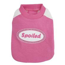 Spoiled Dog T-Shirt - Pink
