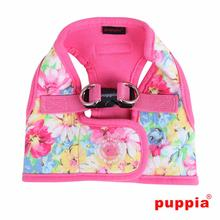 Spring Garden Dog Harness Vest by Puppia - Pink