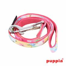 Spring Garden Dog Leash by Puppia - Pink