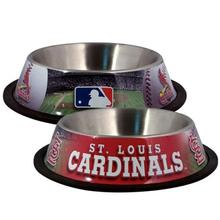 St. Louis Cardinals Dog Bowl