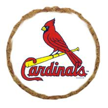 St. Louis Cardinals Dog Treat Cookie