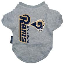 St. Louis Rams Dog T-Shirt