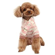 Stanza Dog Sweater by Pinkaholic - Pink
