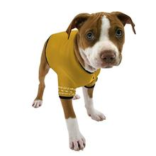 Star Trek Uniform Dog Shirt - Gold