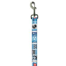 Star Wars Dog Leash - R2-D2