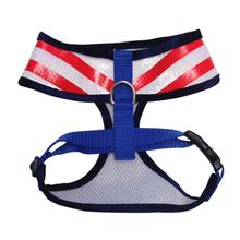 Stars and Stripes American Flag Dog Harness by Anit