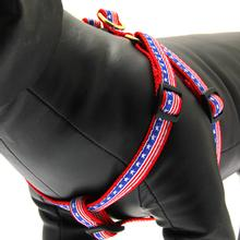 Stars and Stripes Dog Harness by Up Country