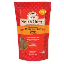 Stella's Super Beef Dinner Dog Treat - Freeze Dried
