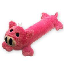 Stuffy Plushy Dog Toy - Pig