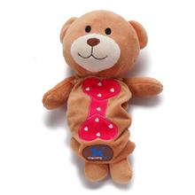 Sugar Bunch Dog Toy - Bear