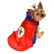 Superhero Dog Halloween Costume by Anit - Red