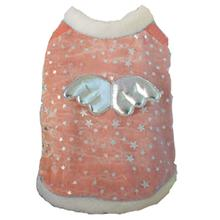 Sweet Angel Dog Coat - Pink