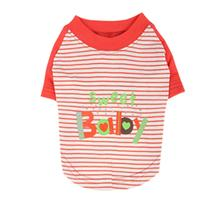 Sweet Baby Dog Shirt by Pinkaholic - Orange