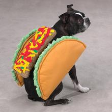 Taco Costume for Dogs by Casual Canine