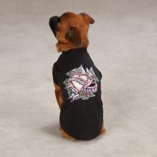 Tattoo Shirt for Dogs - Heart