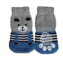 Teddy Bear Dog Socks