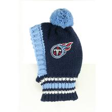 Tennessee Titans Knit Dog Hat