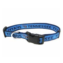 Tennessee Titans Officially Licensed Dog Collar