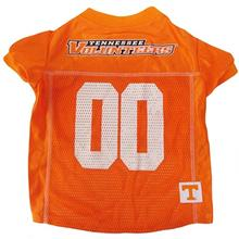 Tennessee Vols Dog Jersey - # with Patch
