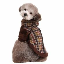 Tessell  Dog Jacket by Puppia - Brown